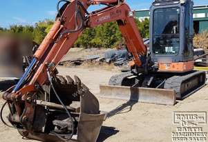 Hitachi ZX50U-2 Excavator, heaps of attachments, Call EMUS