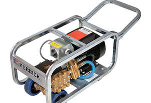 Kerrick EI 1511 Electric Pressure Cleaner with Hire Frame