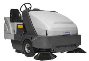 Nilfisk Ride On Battery Sweeper SR1601