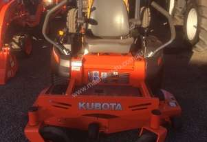 Kubota Z122E-48 Zero Turn Lawn Equipment
