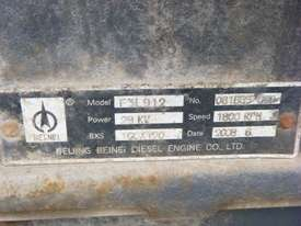 2008 McWel M580 Diesel Welder, 2 x 15 Amp Outlets & E-Stops IN AUCTION - picture3' - Click to enlarge
