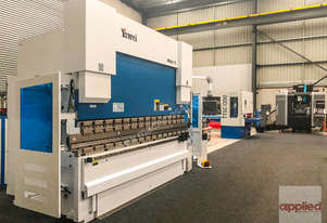 Yawei PBH 110-3100 CNC5, CNC7 or more. Precision CNC pressbrakes. Machines IN STOCK.