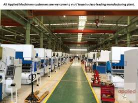 Yawei PBH 110-3100 CNC5, CNC7 or more. Precision CNC pressbrakes. Machines IN STOCK. - picture11' - Click to enlarge