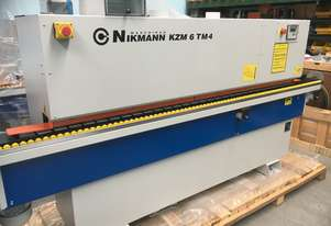 Edgebanding solution starter package Nikmann KZM7 and NikMann Compact