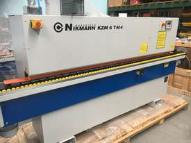 Single phase Edgebanding solution starter package Nikmann KZM7 and KZM6-Micro - picture1' - Click to enlarge