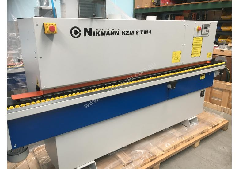 Single phase Edgebanding solution starter package Nikmann KZM7 and KZM6-Micro