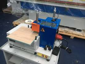 Single phase Edgebanding solution starter package Nikmann KZM7 and KZM6-Micro - picture2' - Click to enlarge