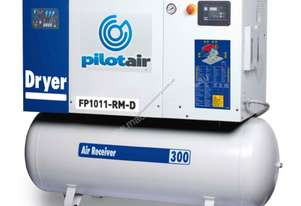 FP1011-RM-D ROTARY SCREW AIR COMPRESSOR