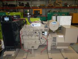 130kVA Open Generator Set - picture0' - Click to enlarge