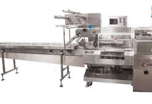 Flow Wrapper CPM-8000 Box Motion Servo Control Horizontal