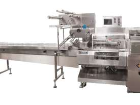 Flow Wrapper CPM-8000 Box Motion Servo Control Horizontal - picture0' - Click to enlarge