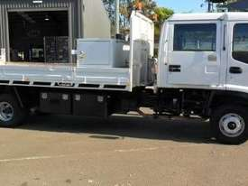 2006 Isuzu FRR 550 Crew Dual Cab - picture1' - Click to enlarge