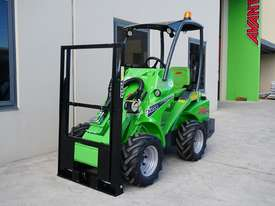 Avant 523 Wheel Loader - picture5' - Click to enlarge