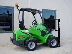 Avant 523 Wheel Loader - picture11' - Click to enlarge