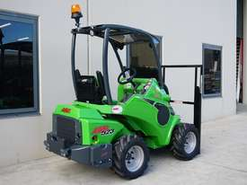 Avant 523 Wheel Loader - picture12' - Click to enlarge