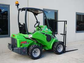 Avant 523 Wheel Loader - picture16' - Click to enlarge