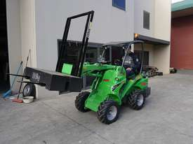 Avant 523 Wheel Loader - picture17' - Click to enlarge