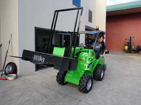 Avant 523 Wheel Loader - picture18' - Click to enlarge