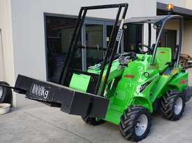 Avant 523 Wheel Loader - picture19' - Click to enlarge