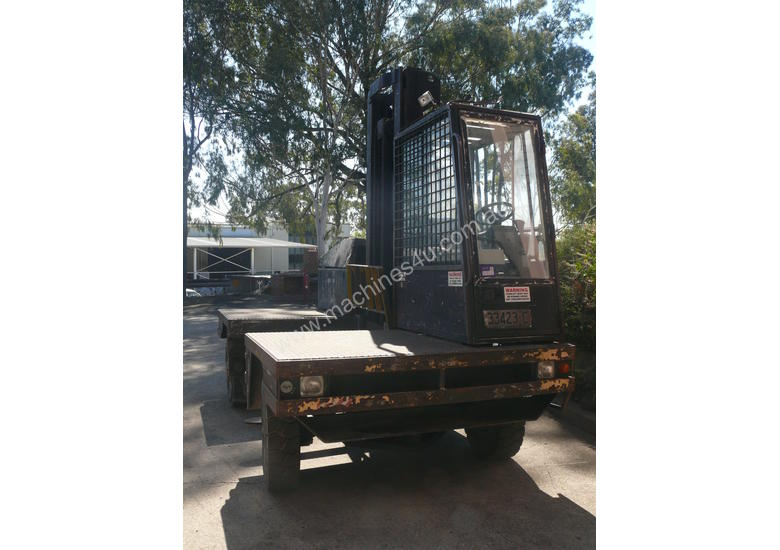 Lansing Boss 5 ton Side Loader Sideloader Forklift--Small and manoevreable