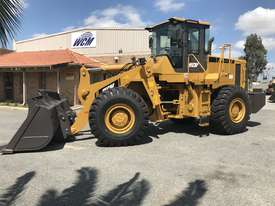 WCM958G-II 17Ton Wheel Loader - picture2' - Click to enlarge