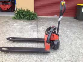 ELECTRIC PALLET TRUCK 1.2 TONNES - picture0' - Click to enlarge