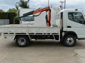 2007 MITSUBISHI FUSO CANTER Tray Top Crane Truck Service Vehicle - picture6' - Click to enlarge