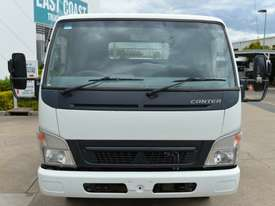 2007 MITSUBISHI FUSO CANTER Tray Top Crane Truck Service Vehicle - picture9' - Click to enlarge