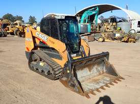 Cade TR270 Tracked Skidsteer Loader - picture0' - Click to enlarge