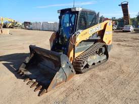 Cade TR270 Tracked Skidsteer Loader - picture3' - Click to enlarge