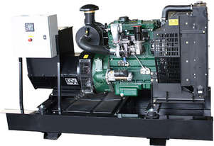 85kVA, Three Phase, Lister Petter Open Standby Generator