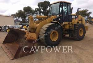 CATERPILLAR 966H Wheel Loaders integrated Toolcarriers