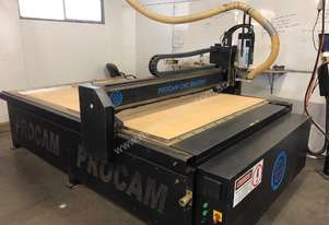 Procam CNC router 2400x1800. Located WA