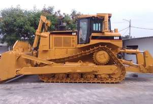 Caterpillar D8R Std Tracked-Dozer Dozer