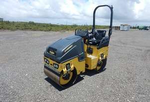 2013 Bomag BW80AD-5 Double Drum Vibrating Roller
