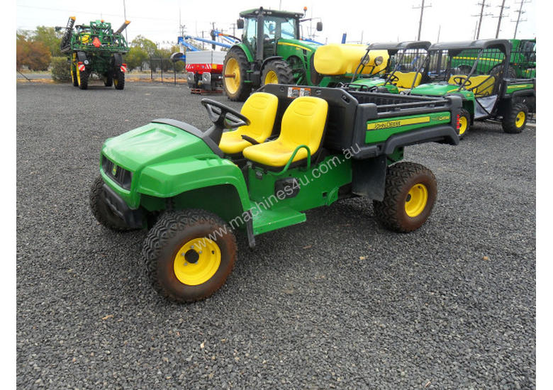 John Deere Gator >> John Deere Gator Tx Atv All Terrain Vehicle