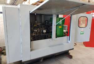 DALE POWER SYSTEMS 38KVA SILENCED PERKINS DIESEL GENERATOR, Made in UK, Ex-Govt, VERY LOW HOURS