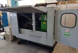 DALE POWER SYSTEMS 38KVA SILENCED PERKINS DIESEL GENERATOR, Made in UK, Ex-Govt * SOLD *