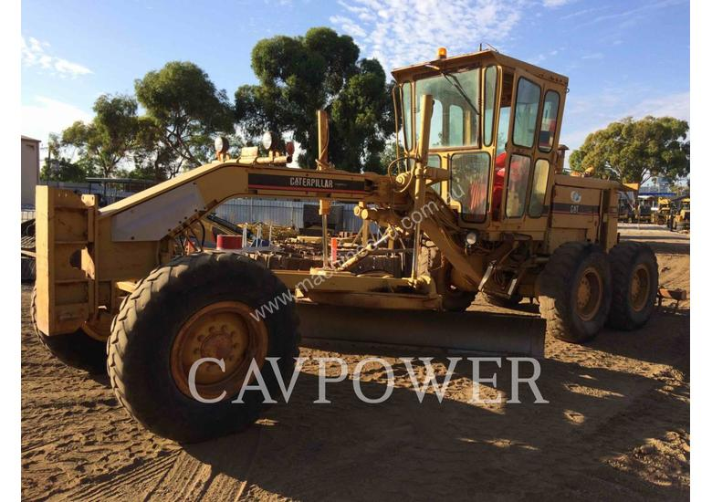 Used 1978 Caterpillar 130G Grader in , - Listed on Machines4u
