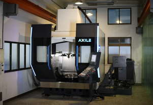 Axile G8 High Performance 5 Axis Gantry Type VMC