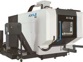 Axile G8 5 Axis Gantry Type VMC - picture0' - Click to enlarge