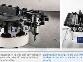 Axile G8 5 Axis Gantry Type VMC - picture6' - Click to enlarge