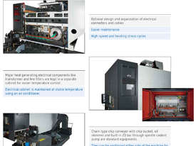 Axile G8 5 Axis Gantry Type VMC - picture11' - Click to enlarge