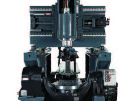 Axile G8 5 Axis Gantry Type VMC - picture13' - Click to enlarge