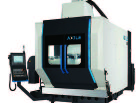 Axile G8 High Performance 5 Axis Gantry Type VMC - picture2' - Click to enlarge