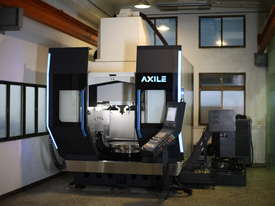 Axile G8 High Performance 5 Axis Gantry Type VMC - picture0' - Click to enlarge