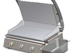 Roband GSA610S   6 Slice Smooth Surface Contact Grill - picture5' - Click to enlarge