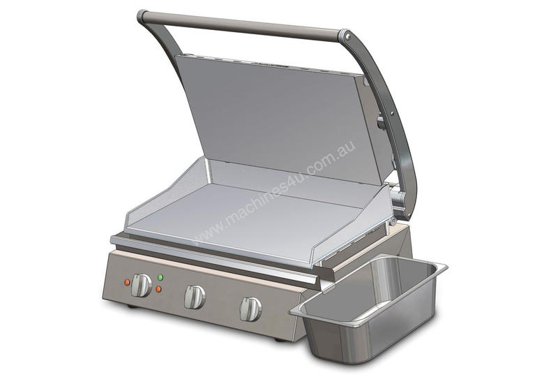 Roband GSA610S   6 Slice Smooth Surface Contact Grill