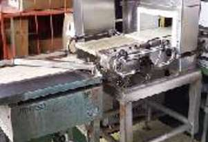Checkweigher/Metal Detector Combo with Arm Reject