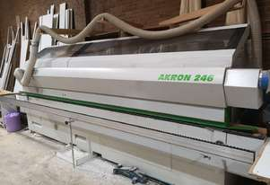 Used Biesse Akron 246 Edgebander Specification